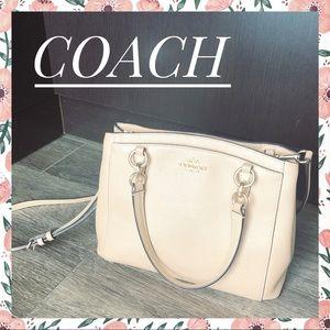 Coach Nude Minetta Bag Crossbody